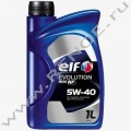 Масло моторное ELF EVOLUTION 900 NF 5W40 синтетика (1 л) ELF